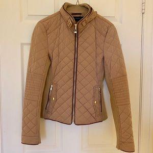 Zara Womens Oxford Jacket